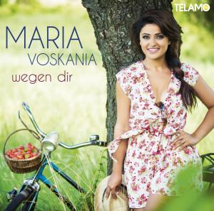 Maria Voskania_Wegen dir