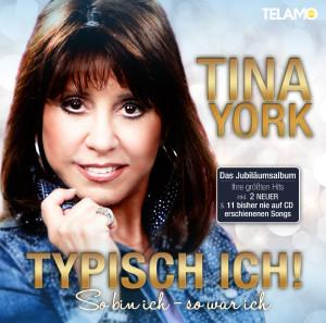 Tina York - Typisch ich_Booklet.indd