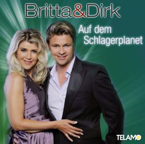 Britta&Dirk-AufDemSchlagerplanet_Cover