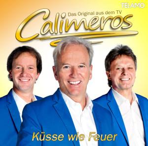 Calimeros_Kuesse wie Feuer_Cover_405380430336