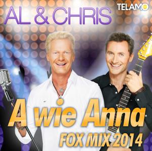Al+Chris_AwieAnna FOX MIX 2014_Cover_