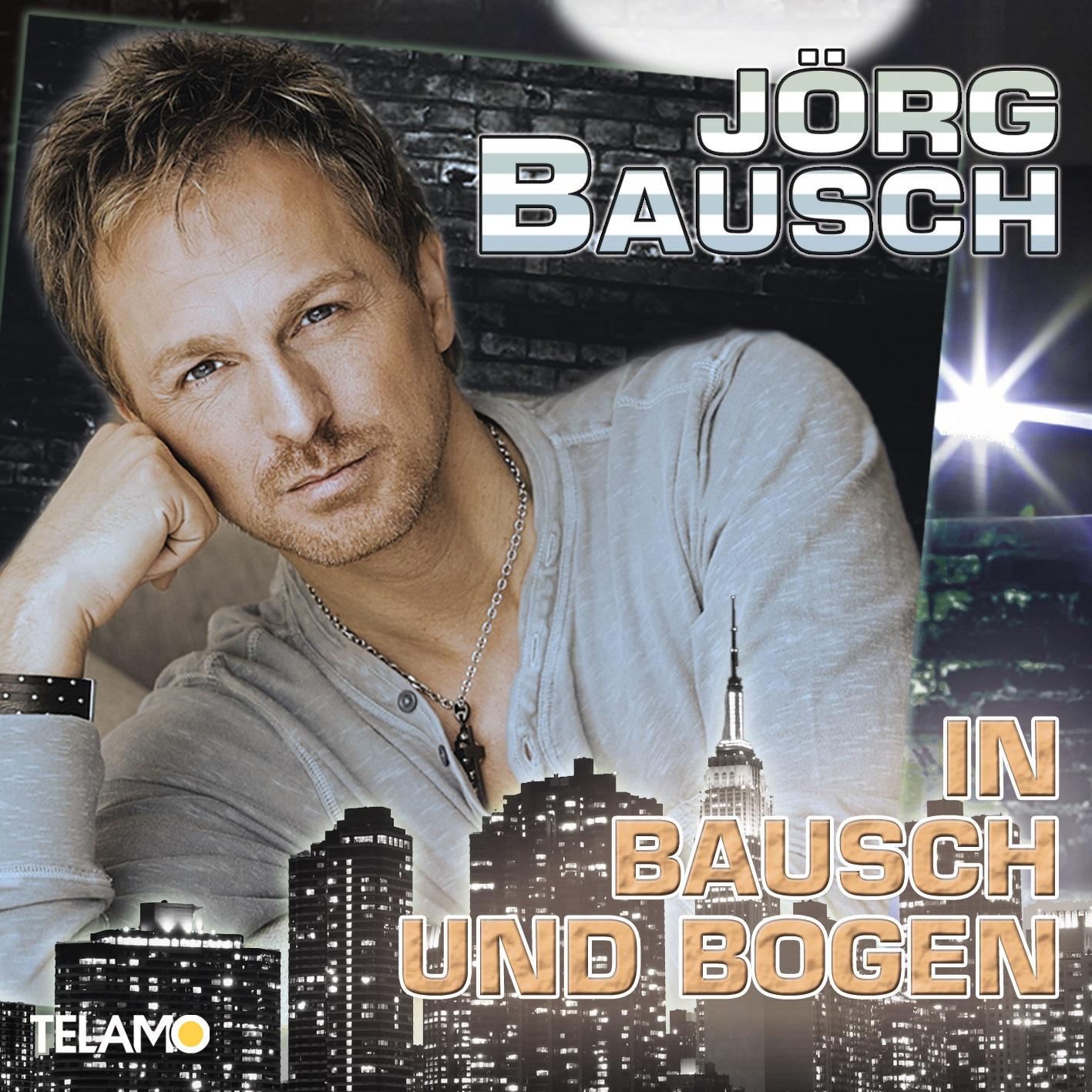 Jörg Bausch - Wie Ein Wolf In Der Nacht