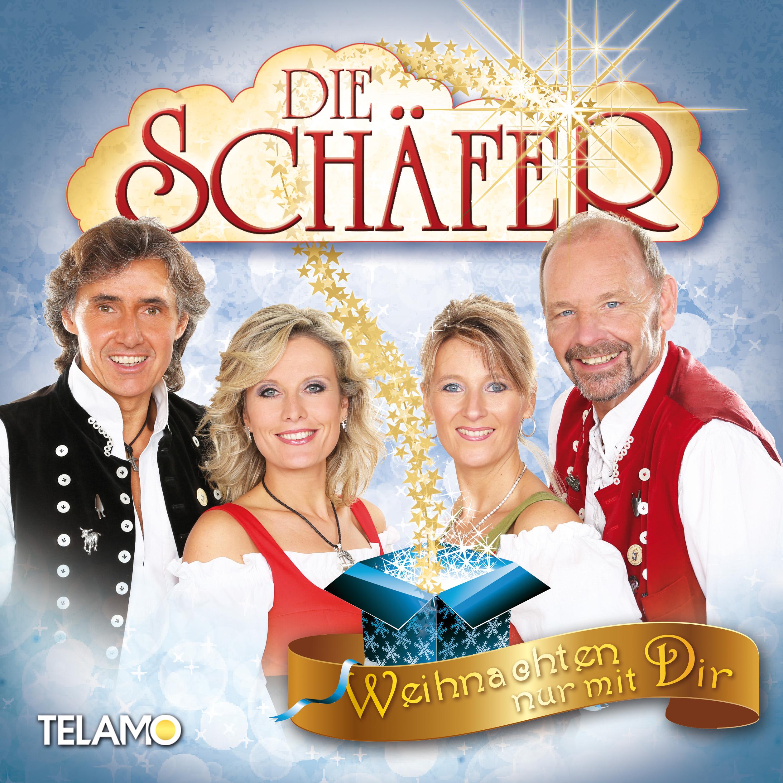 """Die neue Weihnachts-Single von den Schäfern """"Weihnachten nur mit dir ..."""