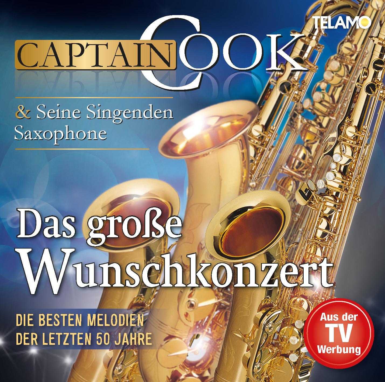 Das Große Wunschkonzert Mit Captain Cook Seine Singenden Saxophone