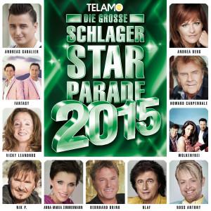 Various_Die große Schlagerstarparade 2015_Cover_405380430604