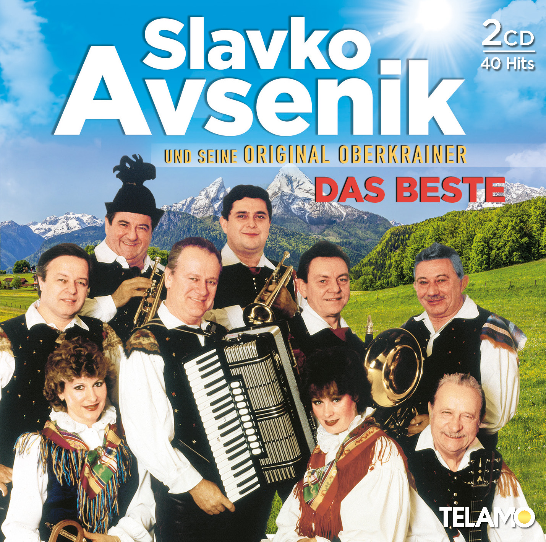 Slavko Avsenik Und Seine Original Oberkrainer - Ein Küsschen Für Jeden