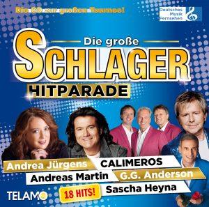 Die große Schlager Hitparade_Cover